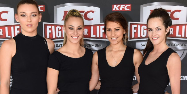KFC Fight for Life 2014