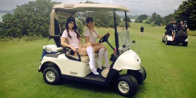 Tile Depot Golf Day