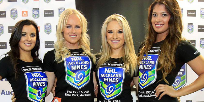 Dick Smith NRL Auckland Nines